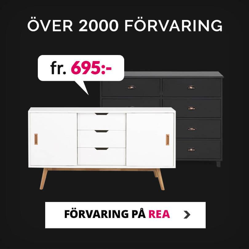 kampanjbild för black friday på förvaringsmöbler